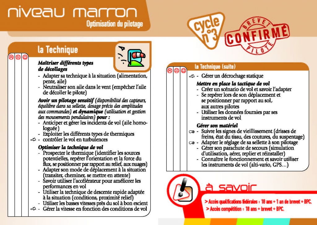 08 - Niveau marron - suite